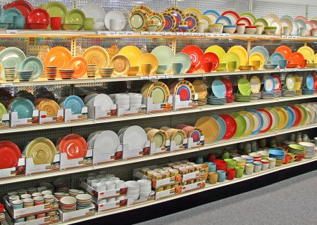 Dinnerware Plannogram Complete Assortment Spring 2011